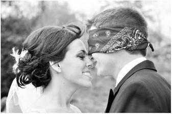 Aby nevěsta nebyla viděna před obřadem :)