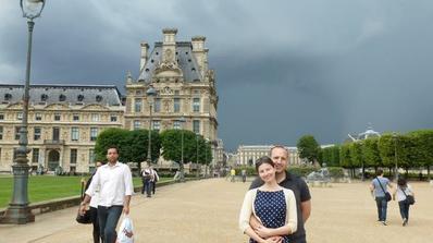 Počasí bylo skvělé :)