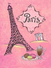 V Paříži na Eiffelovce jsem byla požádána o ruku...
