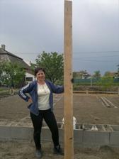 vedúca  stavby - moja mama :)