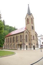 Evangelicky kostol a.v. Dolny Kubin