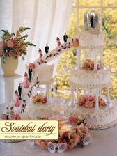 opravdu exkluzivní dort:-)