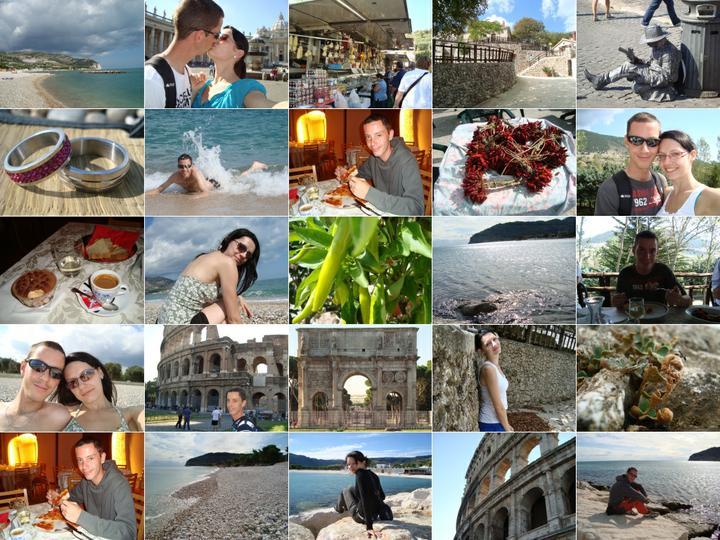 Soňka{{_AND_}}Tom - Svatební cesta - Itálie