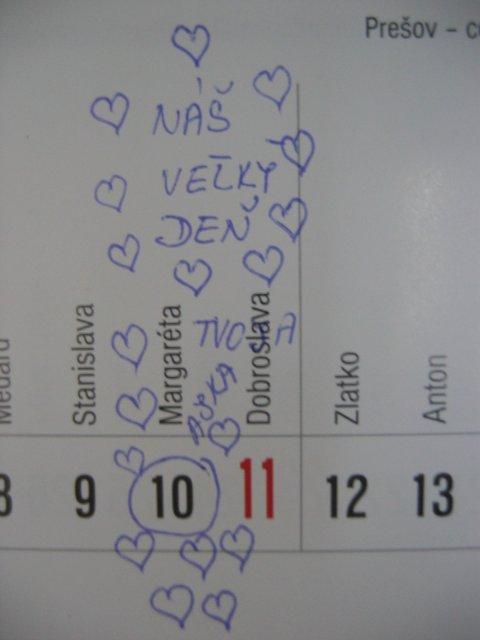 Andrejka & Peťo - Hrala som sa s kalendárom .)