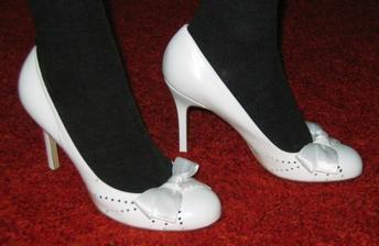 Topánočky na obrad a 1.tanec