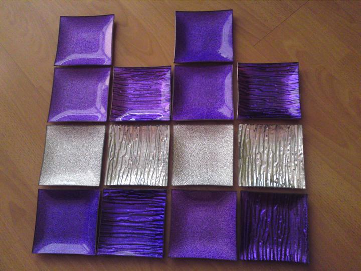 Co uz mame pripravene :) - Pri Vianocnych nakupoch som len cirou nahodou natrafila na tieto misky. Konecne !!!