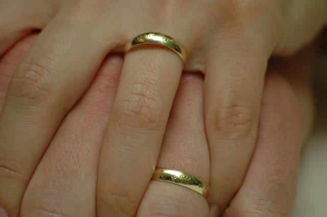 Norika Kišová{{_AND_}}Peter Adamec - naše prstienky
