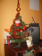 Vánoce 2009-už v novém pelíšku