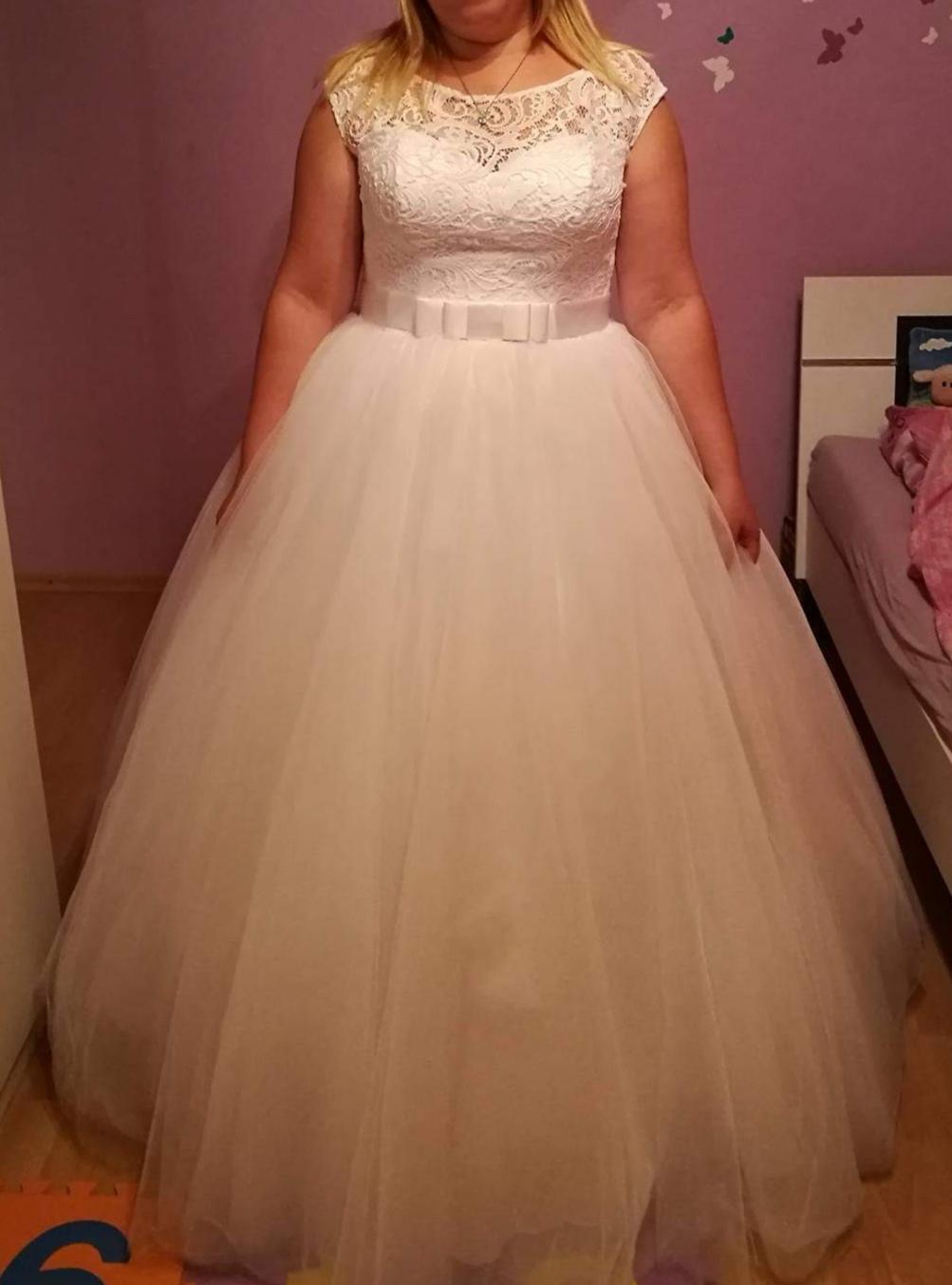 Svadobné šaty 46 - Obrázok č. 1