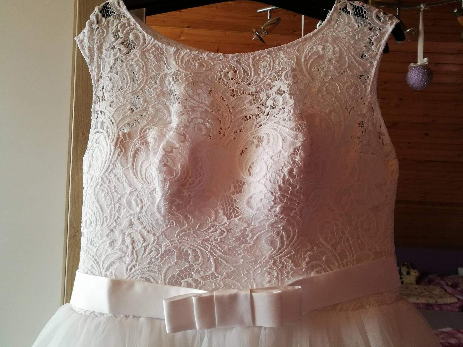 Svadobné šaty 46 - Obrázok č. 2