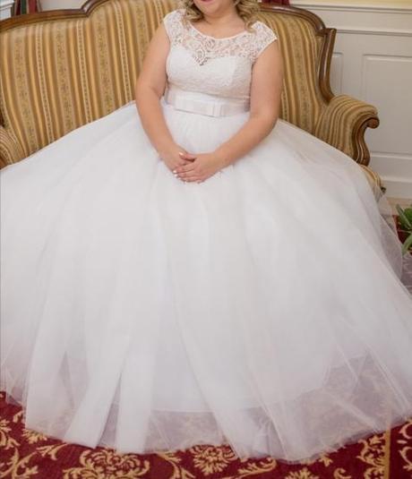 Svadobné šaty 46 - Obrázok č. 4