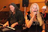 Na zámečku v Líšni - společně s kapelou Vocal Band