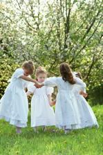 Děti - ty by asi neměly chybět na žádné svatbě