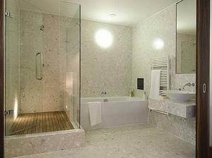 Sprchovy kut na tento styl... ale aj kupelna moze byt :)