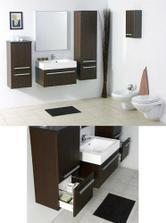 moc pěkný nábytek do koupelny