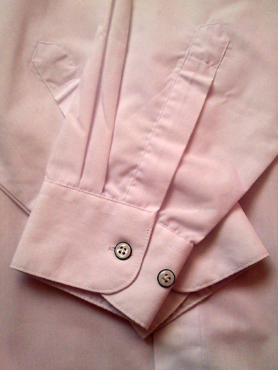 pánska svadobna košeľa - Obrázok č. 3