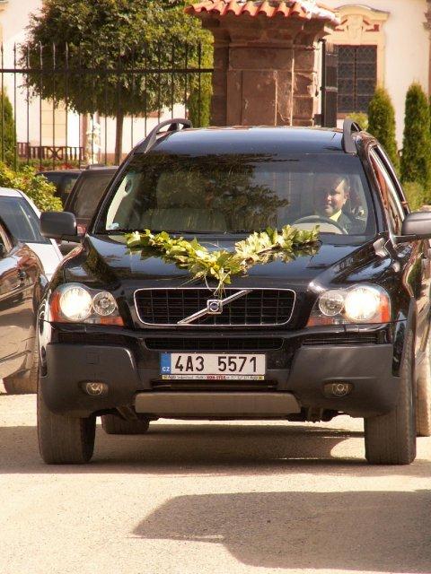 Jana Prošková{{_AND_}}Jan Prošek - Autíčko nevěsty