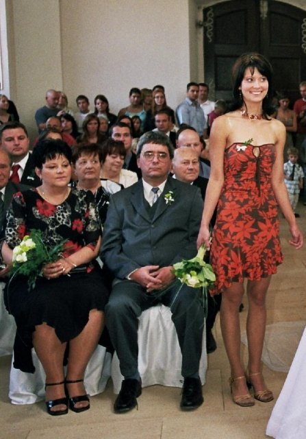 Jana Prošková{{_AND_}}Jan Prošek - moji rodiče - to je podoba, co...???