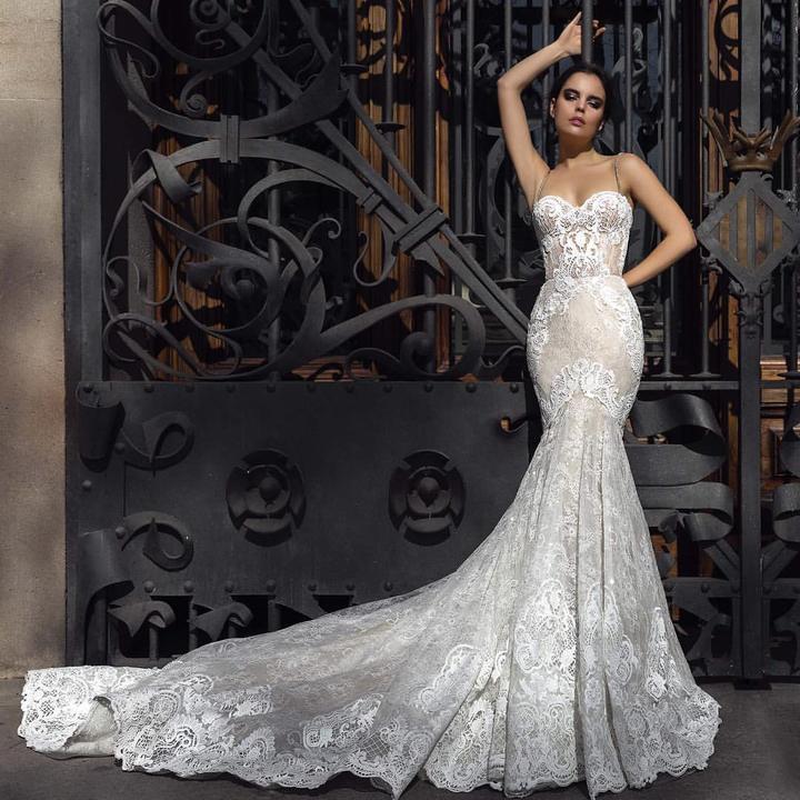 nové svatební šaty 34/36 - Obrázek č. 1