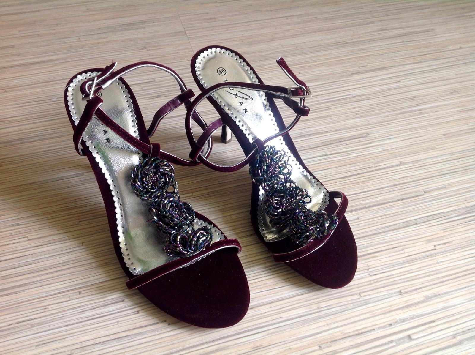 Nenosené sandálky  - Obrázok č. 3