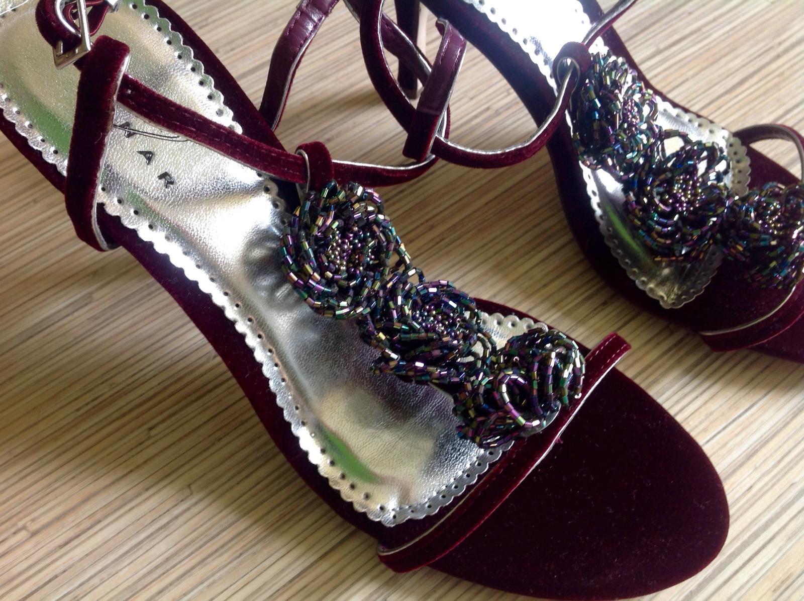 Nenosené sandálky  - Obrázok č. 2