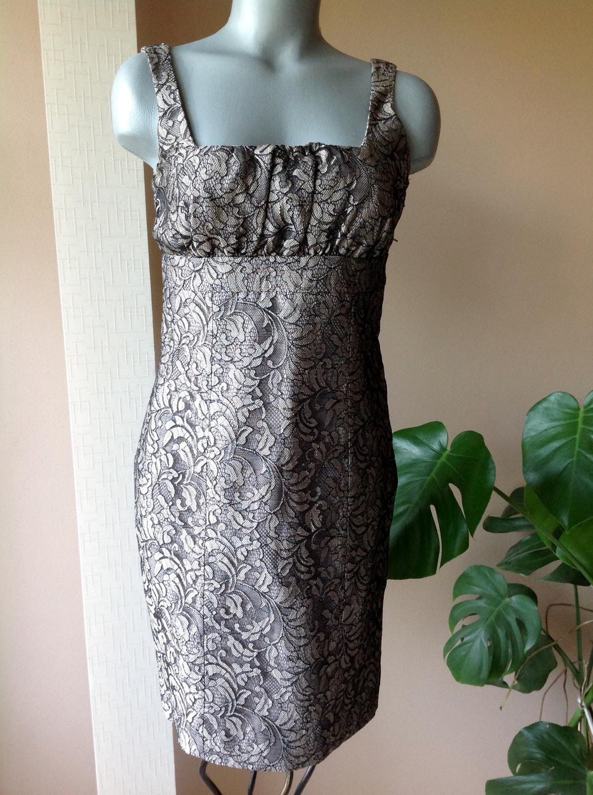 Šaty next - Obrázok č. 1