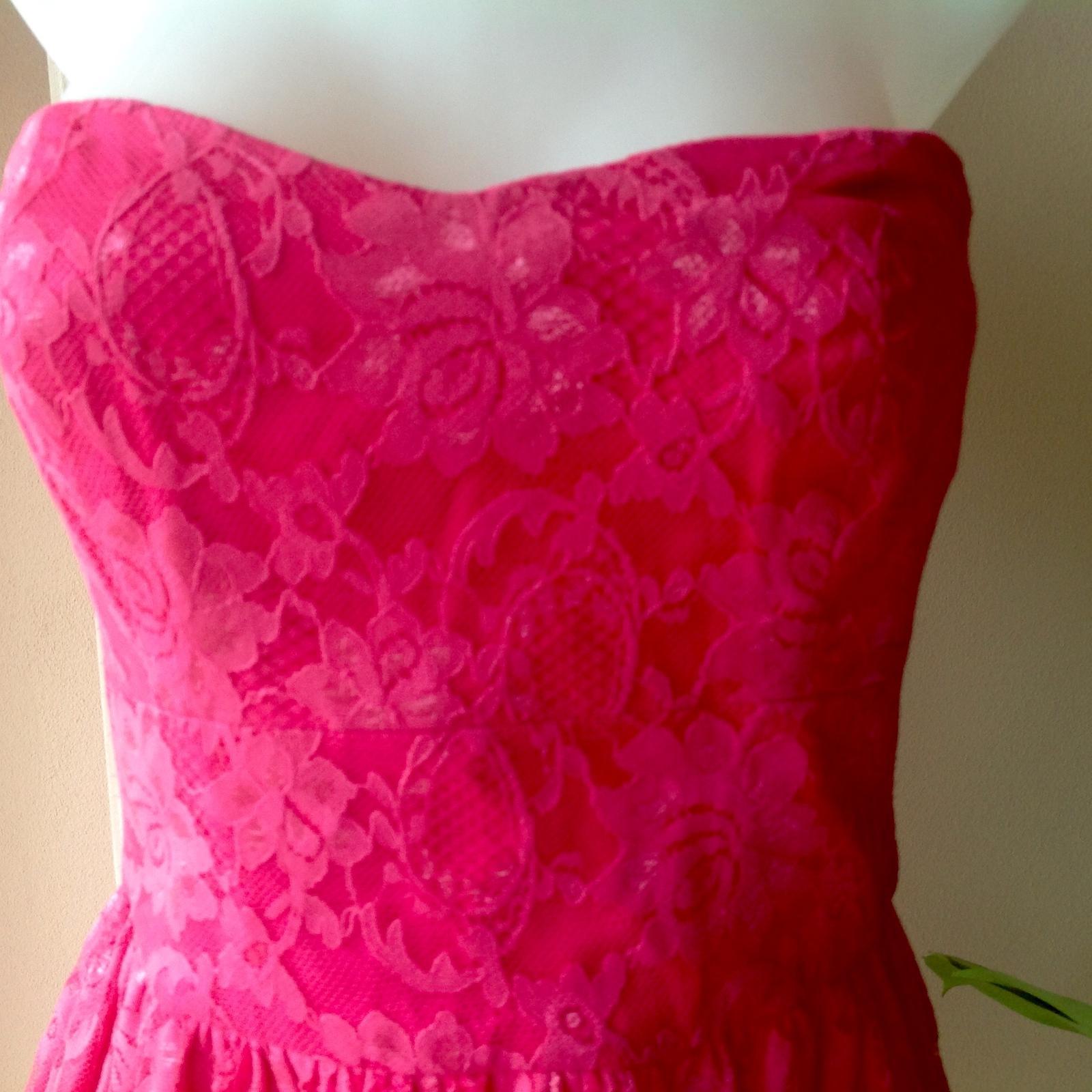 Nenosene šaty love label - Obrázok č. 3