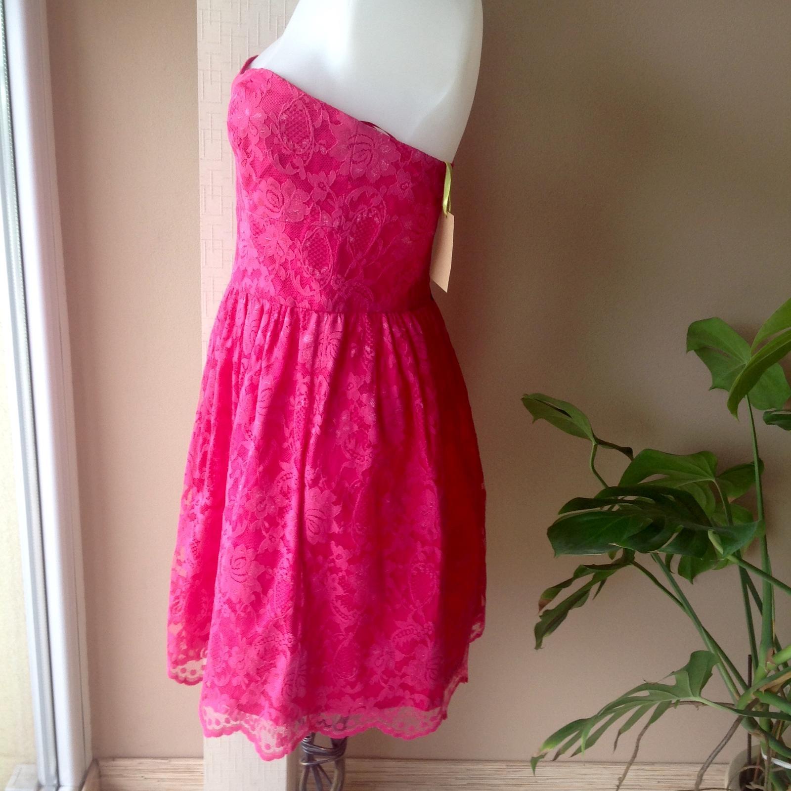 Nenosene šaty love label - Obrázok č. 4