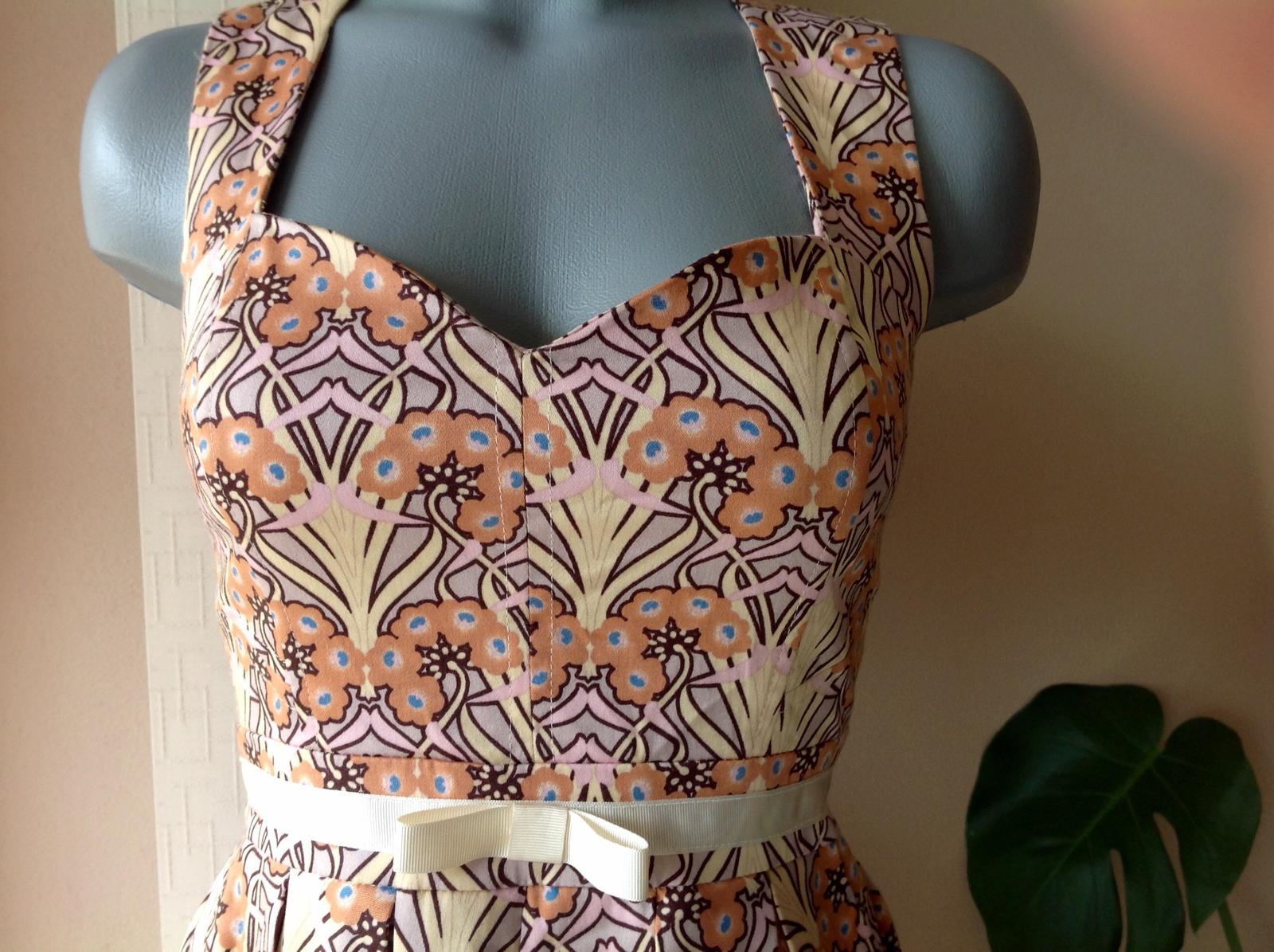 Nenosené šaty miss selfrigde - Obrázok č. 2
