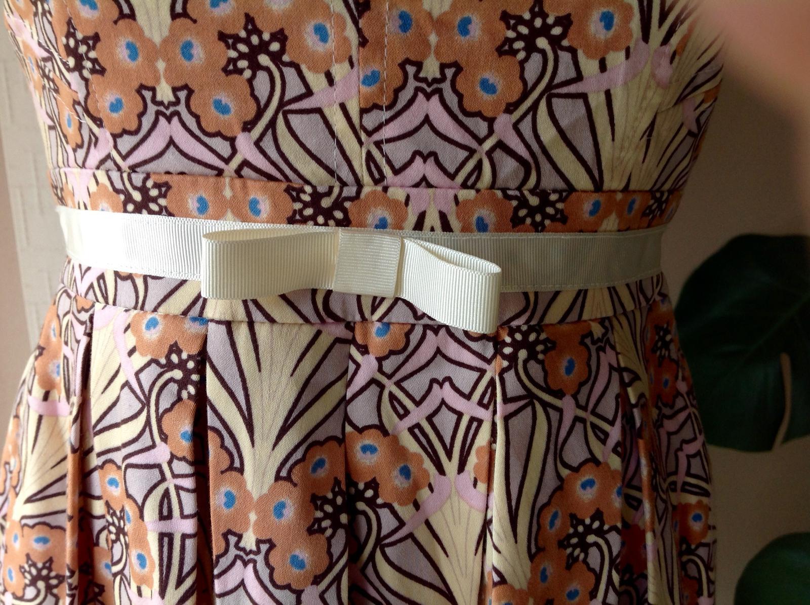 Nenosené šaty miss selfrigde - Obrázok č. 3