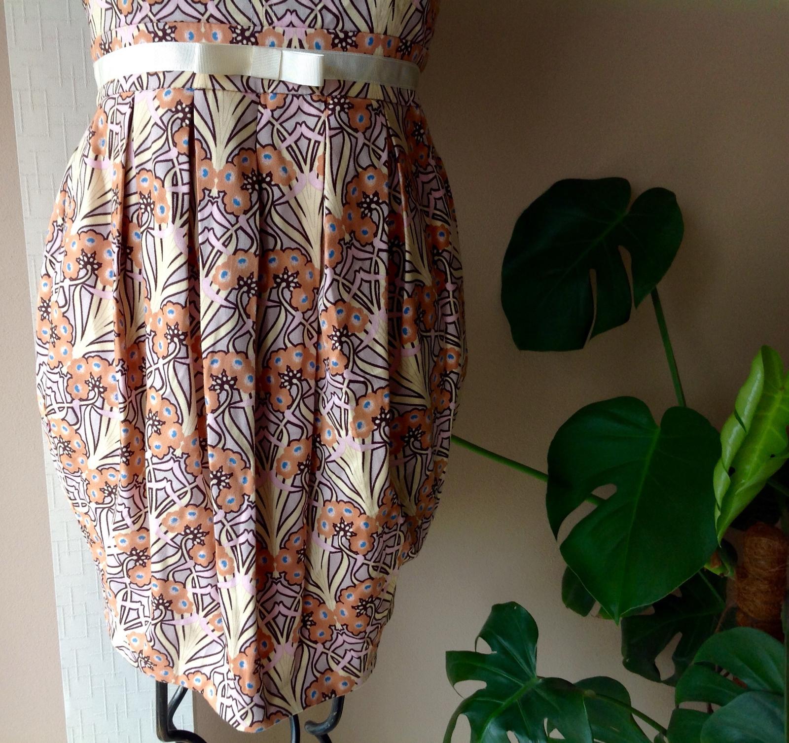 Nenosené šaty miss selfrigde - Obrázok č. 4
