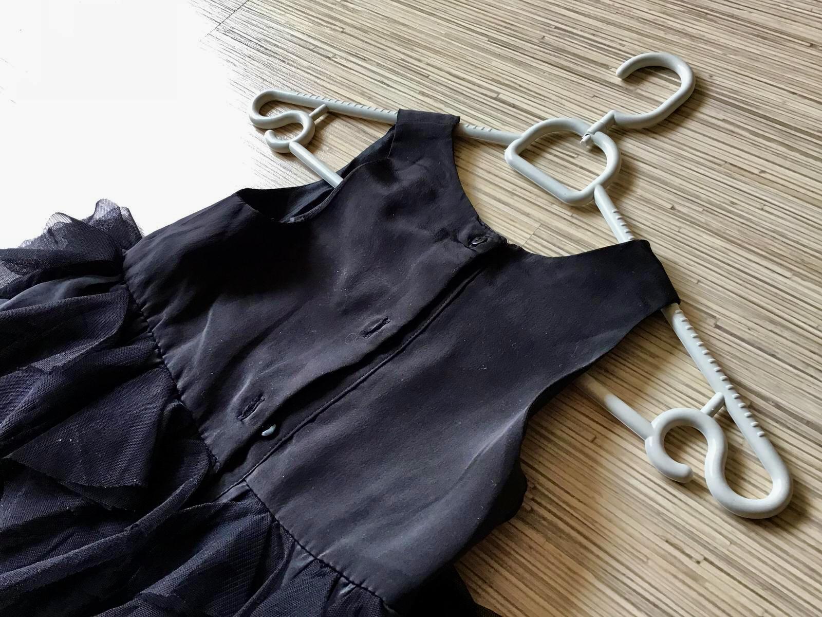 Volanove šaty H&M 4-5r. - Obrázok č. 3