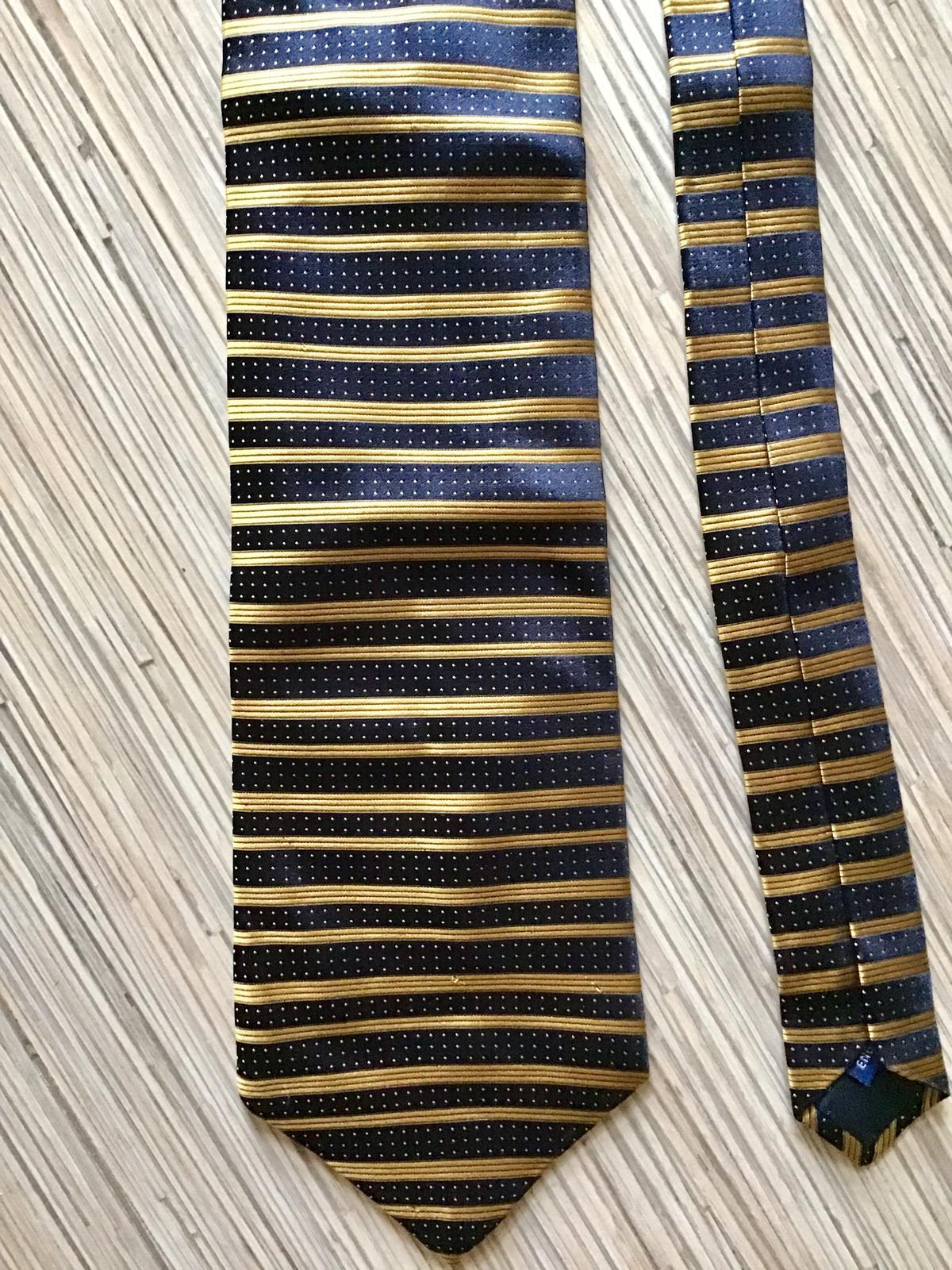 Hodvábna kravata principles - Obrázok č. 1