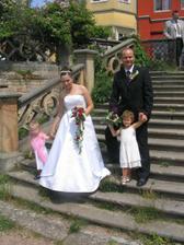 S dětmi - Baruška a Marcelka