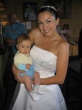 a fotečka s miminky - s chlapečkem