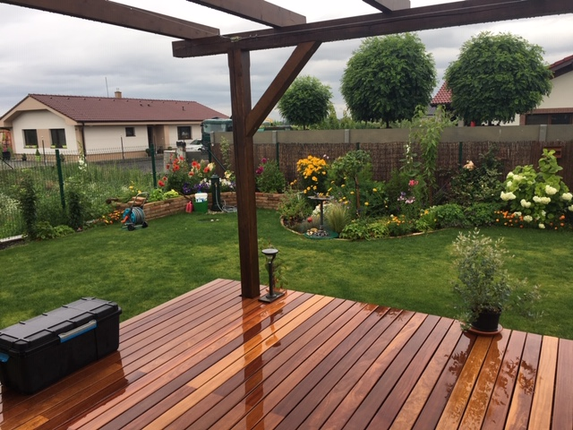 Záhrada, môj  relax - Obrázok č. 3