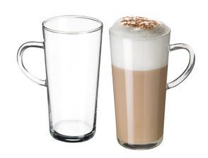 nové sklenky na latté (Simax)