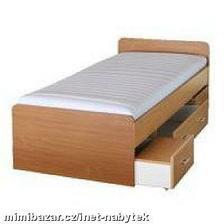postel - v javoru