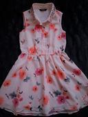 Nádherné šaty George vel.122, 122