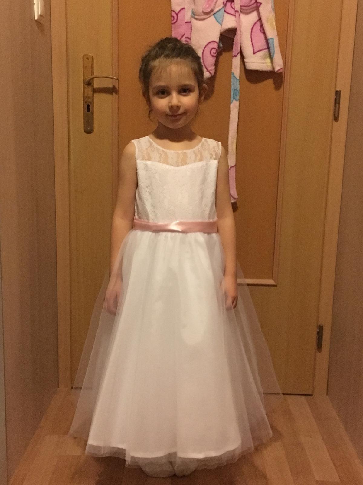 Naše prípravy na svadbu - Saty pre moju dcerku