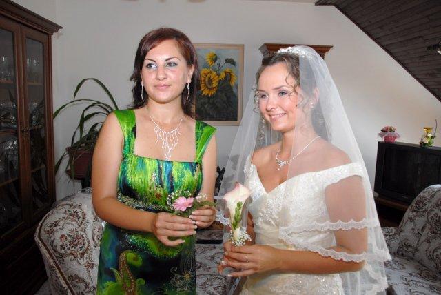 Dominika Cermakova{{_AND_}}Lubomir Blahuta - ja a prva druzicka