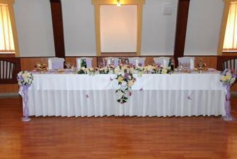 svadobny stol