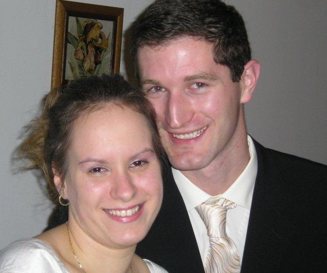 Naše prípravy :-) - My dvaja na plese