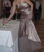 Spoločenské šaty- dlhé, 36