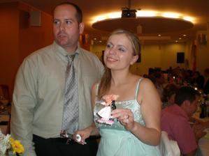 na druhy den po svadbe