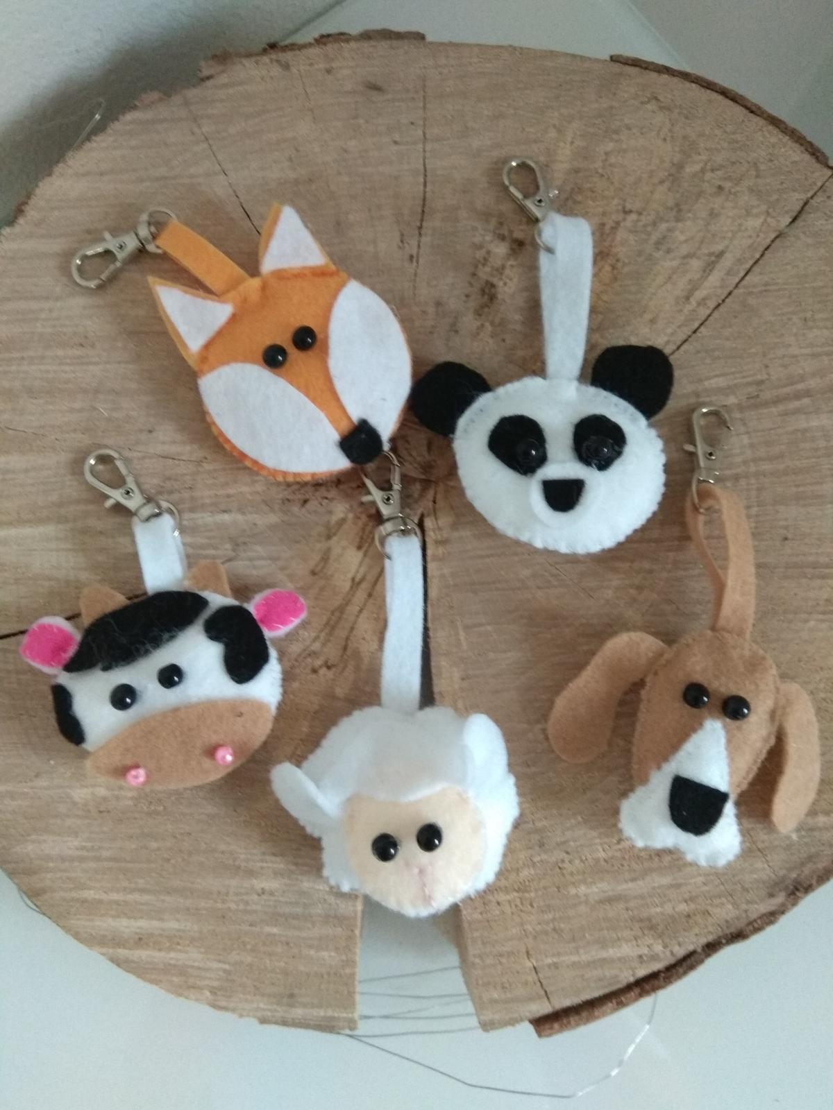 Když tvořím podle něčeho, aneb moje DIY - A pro dítko oblíbené zvířátko.