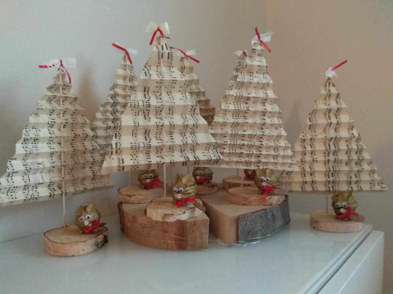Když tvořím podle něčeho, aneb moje DIY - Vánoční přání s přáním uvnitř prasátka