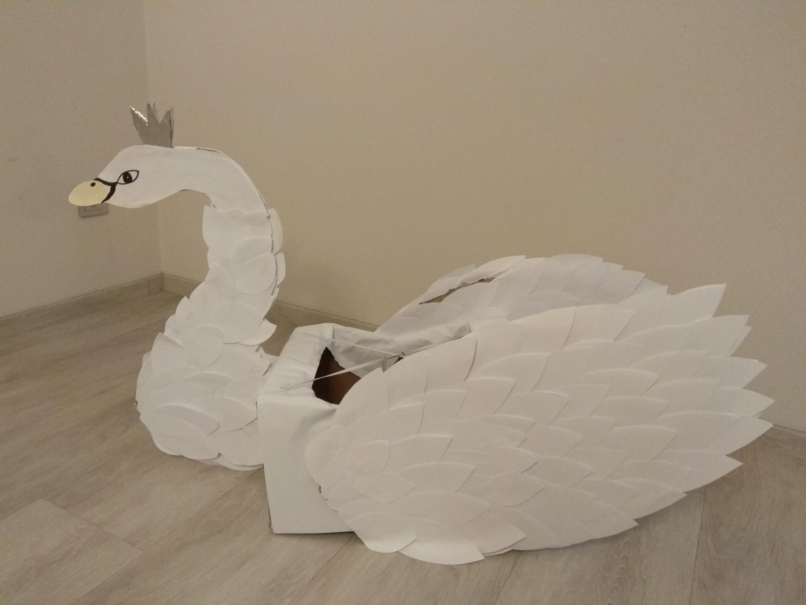 Když tvořím podle něčeho, aneb moje DIY - Na karneval do školky na téma zvířátka