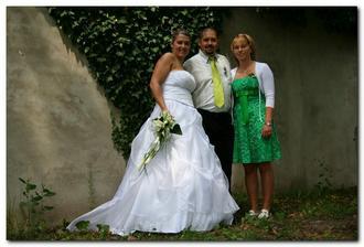 Já, Béda a dnes už i jeho manželka :o)