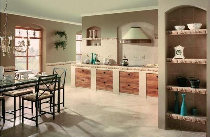 Zděné kuchyně - Obrázek č. 21